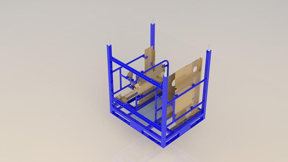 Rack Modular